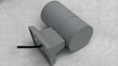 压铸铝材灯体