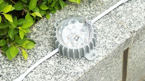 耐腐蚀塑料灯体