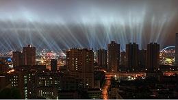 户外亮化照明与光污染