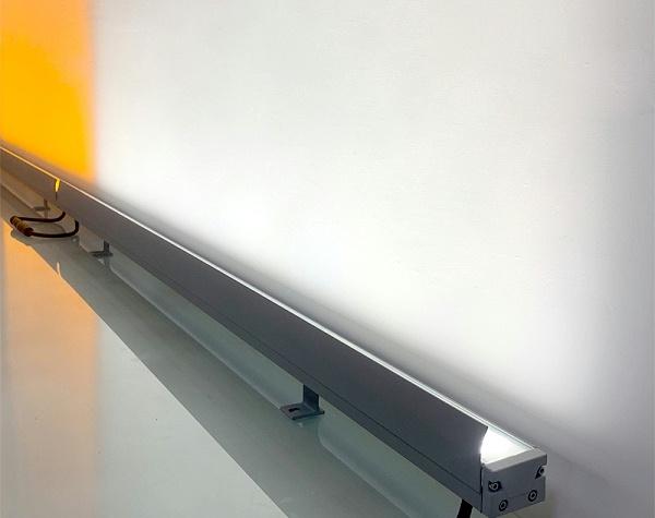 洗墙灯色温对比